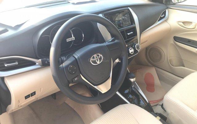 Toyota Tân Cảng Vios 1.5 tự động, trả trước 150tr nhận xe - giao ngay đủ màu, LH 09330006001
