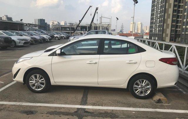 Toyota Tân Cảng Vios 1.5 tự động, trả trước 150tr nhận xe - giao ngay đủ màu, LH 09330006003