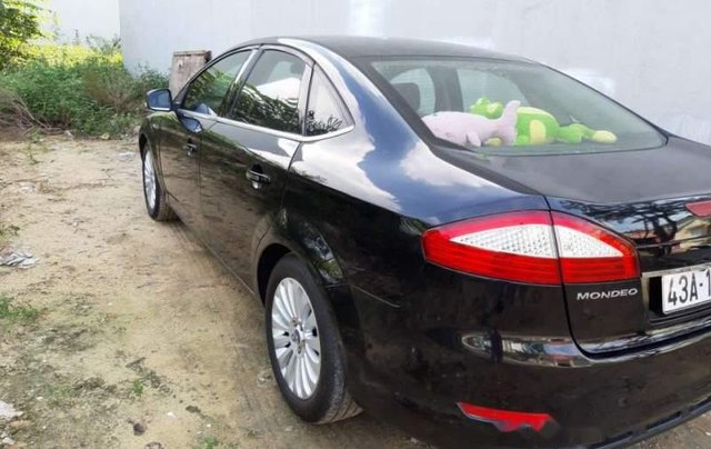 Xe Ford Mondeo năm 2009, màu đen còn mới, 335 triệu2