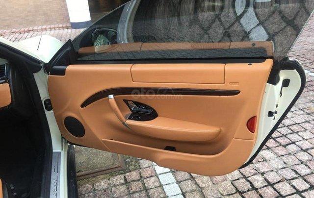 Bán xe Maserati Granturismo đời 2009, màu trắng, xe đẹp1