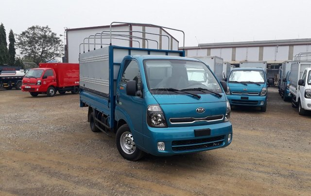 Xe Thaco Kia K200 tải trọng 0.99/1.49 tấn và 1.9 tấn Trường Hải1