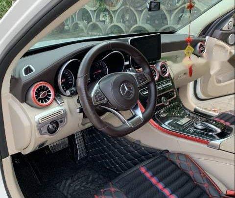 Cần bán xe Mercedes C250 AMG 2016, màu trắng chính chủ