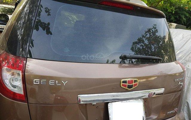 Bán Geely Emgrand X 2013, màu xám (ghi), nhập khẩu nguyên chiếc4