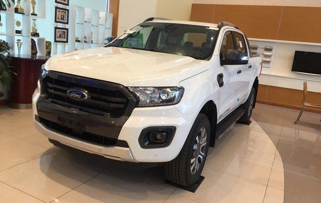 Ranger Wildtrak 4x4 và 4x2 giá chuẩn, Khuyến mãi chính hãng tại Ford Quảng Ninh - 09633549990