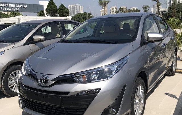 Bán Toyota Vios G 2020 KM cực lớn, mua nhanh để hưởng 50% thu thuế trước bạ, ưu đãi kép1