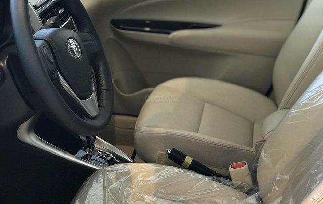 Bán Toyota Vios G 2020 KM cực lớn, mua nhanh để hưởng 50% thu thuế trước bạ, ưu đãi kép4