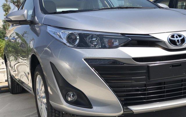 Bán Toyota Vios G 2020 KM cực lớn, mua nhanh để hưởng 50% thu thuế trước bạ, ưu đãi kép9