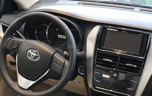 Bán Toyota Vios G 2020 KM cực lớn, mua nhanh để hưởng 50% thu thuế trước bạ, ưu đãi kép8