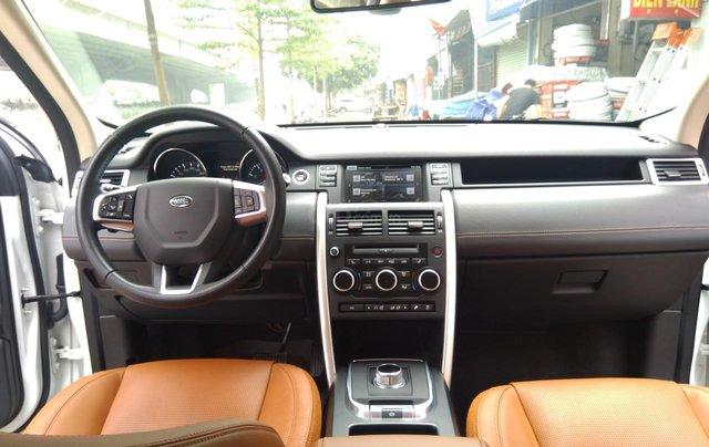 Cần bán LandRover Discovery Sport HSE Luxury năm sản xuất 2015, nhập khẩu3