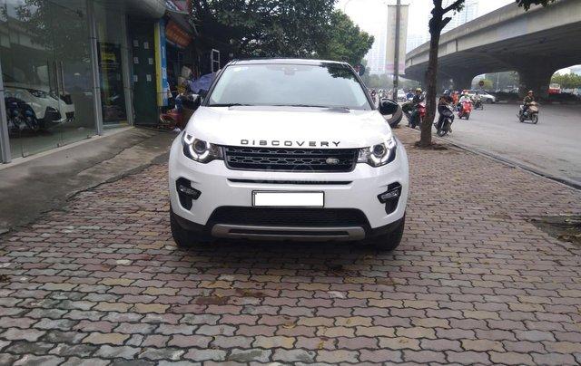 Cần bán LandRover Discovery Sport HSE Luxury năm sản xuất 2015, nhập khẩu8