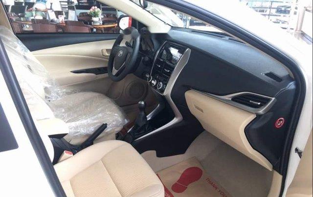 Bán Toyota Vios đời 2019, màu trắng, giá tốt1