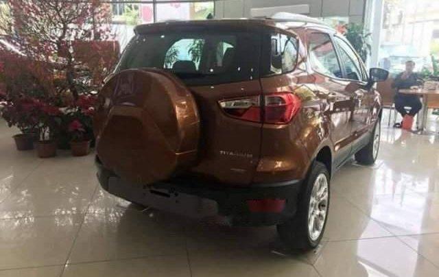 Bán Ford EcoSport Titanium 2018, màu nâu, nhập khẩu3