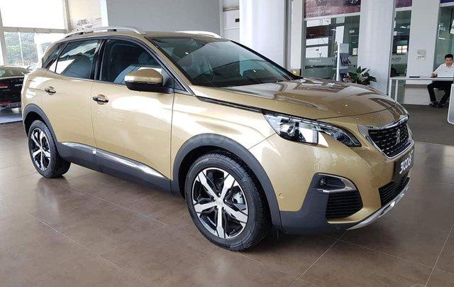 Sở hữu Peugeot 3008 All New chỉ với 399 triệu đồng Peugeot Thanh Xuân - giá KM + quà hấp dẫn1