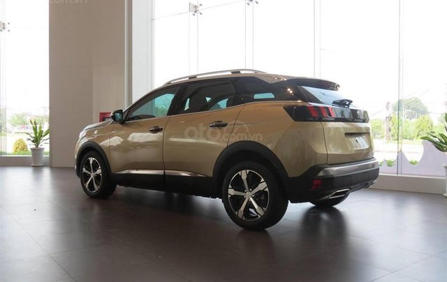 Sở hữu Peugeot 3008 All New chỉ với 399 triệu đồng Peugeot Thanh Xuân - giá KM + quà hấp dẫn3