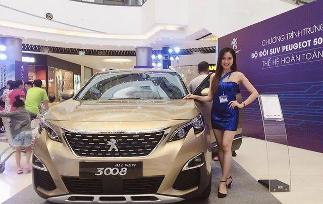 Sở hữu Peugeot 3008 All New chỉ với 399 triệu đồng Peugeot Thanh Xuân - giá KM + quà hấp dẫn0