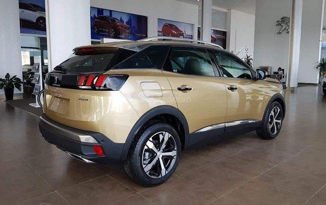 Sở hữu Peugeot 3008 All New chỉ với 399 triệu đồng Peugeot Thanh Xuân - giá KM + quà hấp dẫn4
