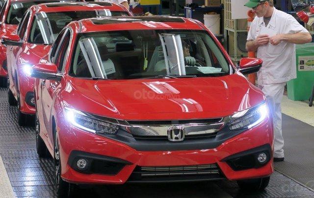 Honda Civic sẽ được sản xuất tại Mỹ từ năm 2021?