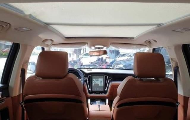 Bán ô tô Zotye Z8 2.0 AT Turbo sản xuất 2019, màu trắng, mới 100%4