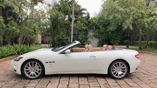 Bán xe Maserati Granturismo 4.7 V8 đời 2010, màu trắng nhập khẩu1