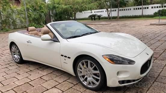 Bán xe Maserati Granturismo 4.7 V8 đời 2010, màu trắng nhập khẩu2