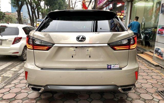 MT Auto 88 Tố Hữu bán ô tô Lexus RX 350 model 2019, màu vàng, nhập khẩu Mỹ nguyên chiếc - LH em Hương 09453924682