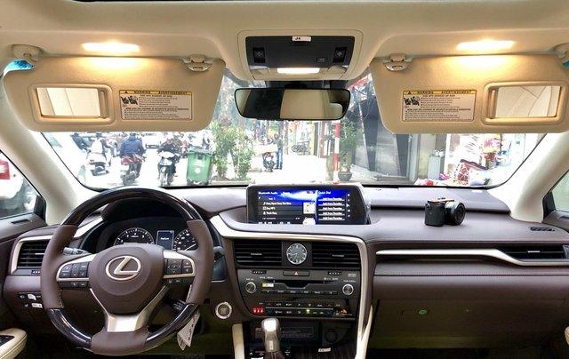 MT Auto 88 Tố Hữu bán ô tô Lexus RX 350 model 2019, màu vàng, nhập khẩu Mỹ nguyên chiếc - LH em Hương 09453924683