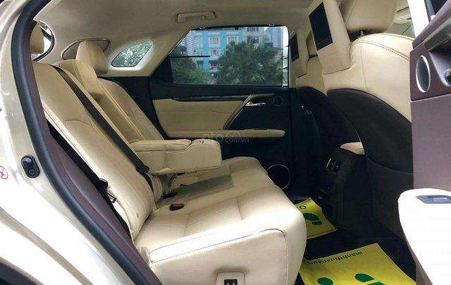 MT Auto 88 Tố Hữu bán ô tô Lexus RX 350 model 2019, màu vàng, nhập khẩu Mỹ nguyên chiếc - LH em Hương 09453924685