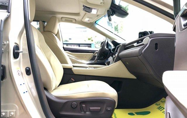 MT Auto 88 Tố Hữu bán ô tô Lexus RX 350 model 2019, màu vàng, nhập khẩu Mỹ nguyên chiếc - LH em Hương 09453924688