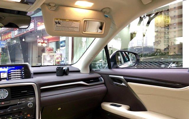 MT Auto 88 Tố Hữu bán ô tô Lexus RX 350 model 2019, màu vàng, nhập khẩu Mỹ nguyên chiếc - LH em Hương 09453924689