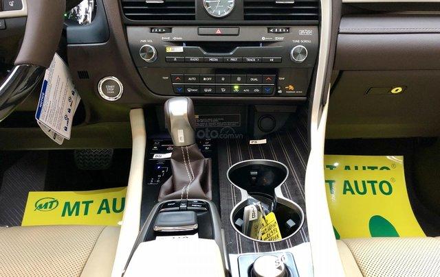 MT Auto 88 Tố Hữu bán ô tô Lexus RX 350 model 2019, màu vàng, nhập khẩu Mỹ nguyên chiếc - LH em Hương 094539246811
