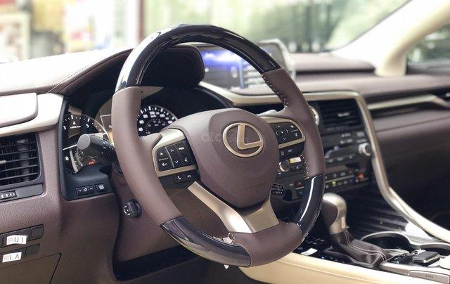 MT Auto 88 Tố Hữu bán ô tô Lexus RX 350 model 2019, màu vàng, nhập khẩu Mỹ nguyên chiếc - LH em Hương 094539246813
