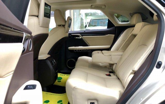 MT Auto 88 Tố Hữu bán ô tô Lexus RX 350 model 2019, màu vàng, nhập khẩu Mỹ nguyên chiếc - LH em Hương 094539246814