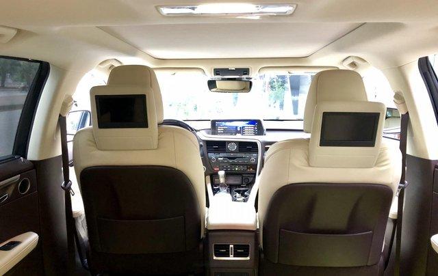 MT Auto 88 Tố Hữu bán ô tô Lexus RX 350 model 2019, màu vàng, nhập khẩu Mỹ nguyên chiếc - LH em Hương 094539246816
