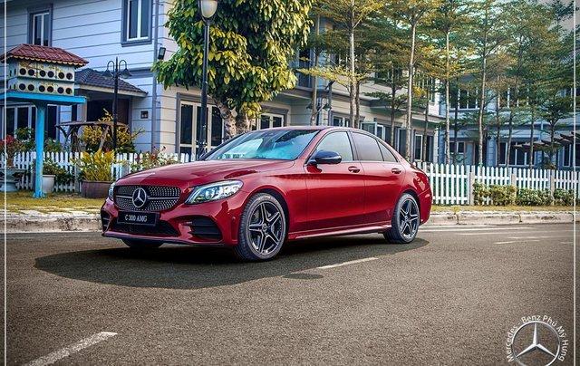 Mercedes-Benz C300 AMG New Model - Ưu đãi đặc biệt trong tháng - Hỗ trợ Bank 80% - LH: 0919 528 5200