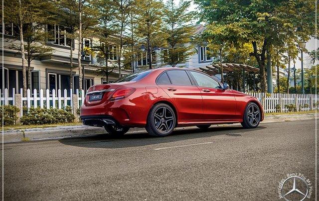 Mercedes-Benz C300 AMG New Model - Ưu đãi đặc biệt trong tháng - Hỗ trợ Bank 80% - LH: 0919 528 5205
