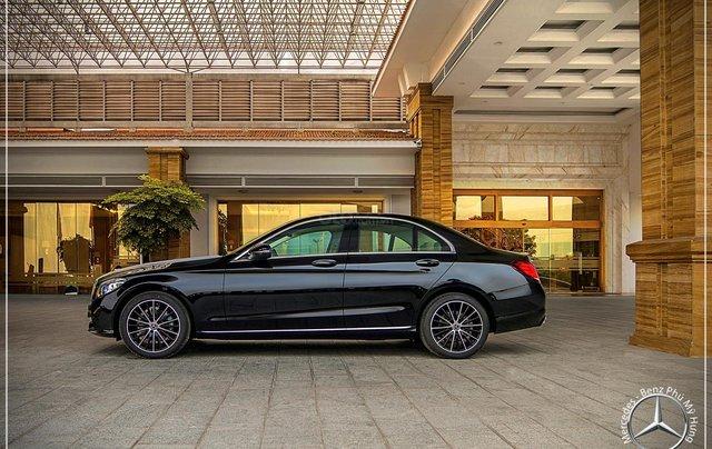 Mercedes-Benz C200 Exclusive New 2020, động cơ mới 2.0 - giá bán tốt nhất, giao xe sớm, trả góp 80%1