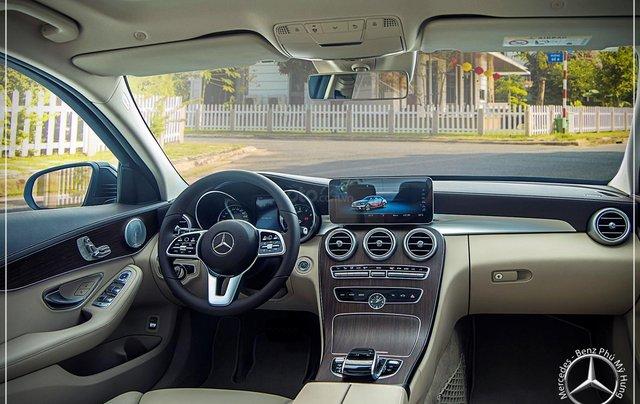 Mercedes-Benz C200 Exclusive - Hỗ trợ 100% phí trước bạ - Ưu đãi khủng trong tháng. LH: 0919 528 5203