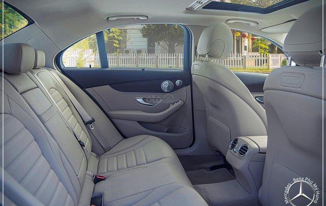 Mercedes-Benz C200 Exclusive - Hỗ trợ 100% phí trước bạ - Ưu đãi khủng trong tháng. LH: 0919 528 5204