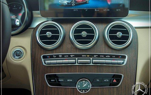 Mercedes-Benz C200 Exclusive New 2020, động cơ mới 2.0 - giá bán tốt nhất, giao xe sớm, trả góp 80%5