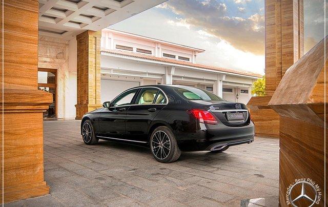 Mercedes-Benz C200 Exclusive New 2020, động cơ mới 2.0 - giá bán tốt nhất, giao xe sớm, trả góp 80%9
