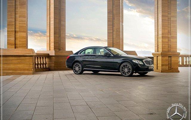 Mercedes-Benz C200 Exclusive - Hỗ trợ 100% phí trước bạ - Ưu đãi khủng trong tháng. LH: 0919 528 52010