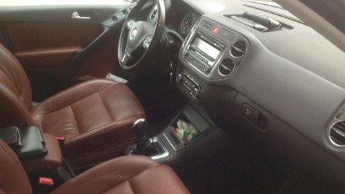 Bán xe Volkswagen Tiguan năm 2010, nhập khẩu, giá 577tr3