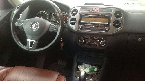 Bán xe Volkswagen Tiguan năm 2010, nhập khẩu, giá 577tr5