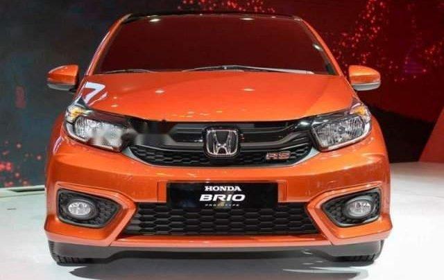 Bán Honda Brio 2019, nhập khẩu nguyên chiếc, 450tr0