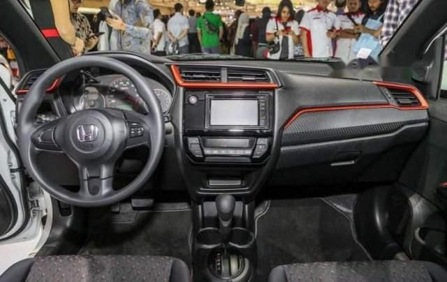 Bán Honda Brio 2019, nhập khẩu nguyên chiếc, 450tr4