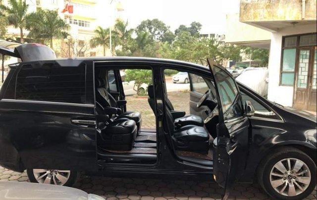 Bán Luxgen 7 MPV đời 2010, màu đen, xe nhập, xe gia đình, 450tr4