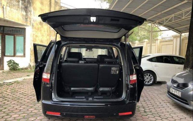Bán Luxgen 7 MPV đời 2010, màu đen, xe nhập, xe gia đình, 450tr5