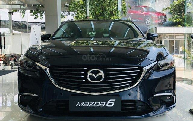 Nhanh tay sở hữu Mazda 6 2.0 Premium 2019 - Ưu đãi hấp dẫn - Hỗ trợ ngân hàng tối đa 80% giá trị xe0