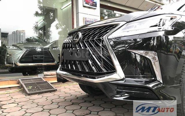 Bán xe Lexus LX570 - 4 chỗ SX 2018, màu đen độ MBS Trung Đông7