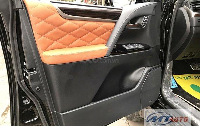 Bán xe Lexus LX570 - 4 chỗ SX 2018, màu đen độ MBS Trung Đông12